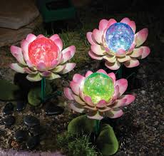 Solar Stake Garden Lights - garden solar lights walmart home outdoor decoration