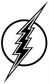 lightning bolt coloring pages aecost net aecost net