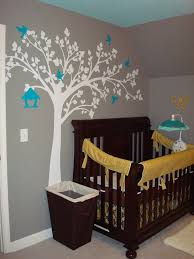 Yellow Baby Room by Yellow Gray Turquoise Nursery Yellow Turquoise Wall Decals