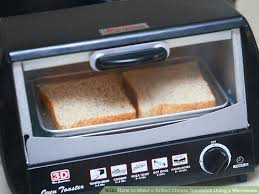 3 Ways to Make a Grilled Cheese Sandwich Using a Microwave