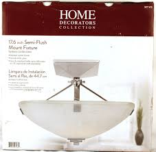 home decorators collection sydney 2 light polished nickel semi