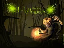 free scary halloween desktop wallpaper wallpapersafari
