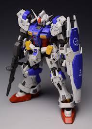 rg 1 144 gundam gp00 blossom custom build mecha pinterest