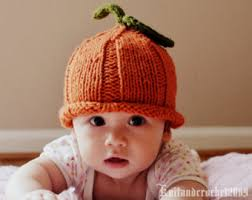 pumpkin hat knit pumpkin hat baby pumpkin hat thanksgiving