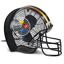 gifts for steelers fans pittsburgh steelers football helmet electric fan my style