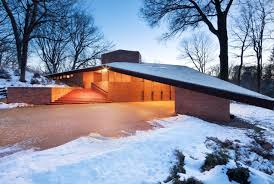 Frank Lloyd Wright Plans For Sale by Frank Lloyd Wright Home In Minnesota Goes On Sale For The First