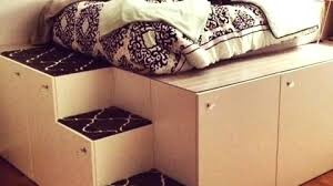 ikea storage bed hack trendy platform bed at ikea hack platform bed is the mac daddy for