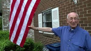 Outside Flag American Flag Burned Outside Virginia Home Of Disabled Veteran