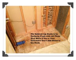 bathroom remodeling part 2 prep for shower tile
