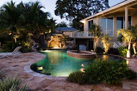 Remodel Backyard Front Yard Water Feature With Backyard Pool Remodel With Natural
