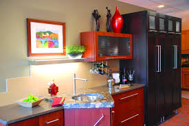 funky kitchens ideas contemporary kitchens offer color style and artistic design