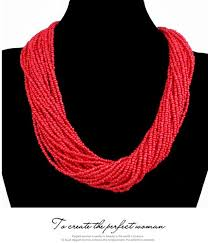 beaded collar necklace jewelry images 2018 new fashion jewelry bead necklace nigerian wedding african jpg