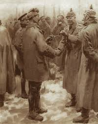 speaker recalls christmas truce of 1914 faith and values
