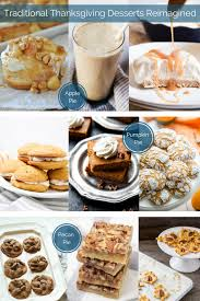 three traditional thanksgiving desserts reimagined sweet sundays