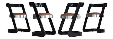 vintage u0026 used brown dining chairs chairish