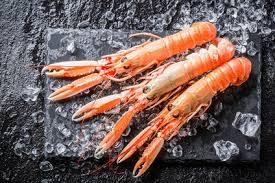 cuisiner les langoustines réussir la cuisson de vos langoustines crues fraîches méthode de