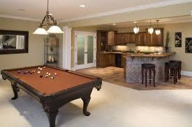 open floor plan flooring ideas kitchen hardwood dining table brown lather dining chairs with