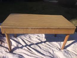 Coffee Table Into Bench Turn An Old Coffee Table Into A Seat Bench Thrift Town