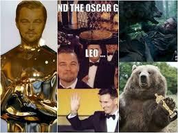 Memes De Leonardo Dicaprio - premios oscar leonardo dicaprio y los mejores memes tras triunfo