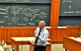 Sir Alex Ferguson  Harvard thesis reveals secrets of Manchester     Team talk  Sir Alex Ferguson at the Harvard Business School