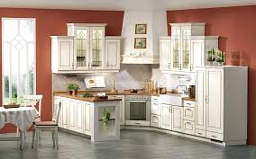 Cream Colored Kitchen Cabinets With White Appliances Cream Colored Kitchen Cabinets With White Appliances Fall Home