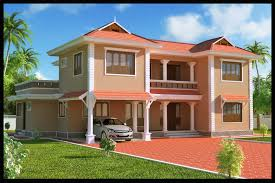 stylish indian duplex house exterior design kerala home design
