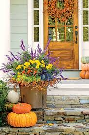 25 fall container gardening ideas fall