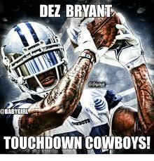 Dez Bryant Memes - dez bryant girl touchdown cowboys dez bryant meme on sizzle
