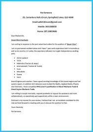 A P Mechanic Resume Examples Of Resumes 24 Cover Letter Template For Email Layout