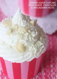White Chocolate Covered Photo Bloguez 6682 Best Cupcakes Images On Pinterest