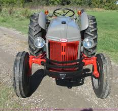 1948 ford 8n tractor item j2402 sold november 19 ag equ