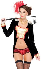 halloween lingerie women u0027s costumes tame him lion tamer halloween
