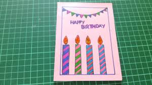 happy birthday cards for happy birthday cards for friends handmade