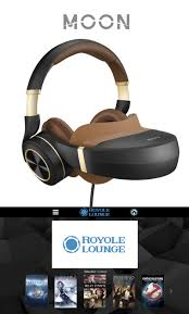 sony home theater app royole moon 3d virtual mobile theater to offer select films from