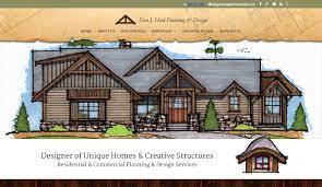 dan j heid planning u0026 design website brown design