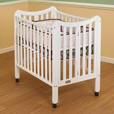 Mini Portable Crib Bedding by Nursery Circular Cribs Round Crib Mattress Circle Crib