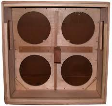 12 guitar speaker cabinet guitar speaker cabinet plans 4x12 imanisr com