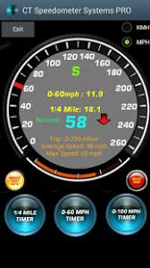 speedometer 0 100 0 60 timers android apps on google play
