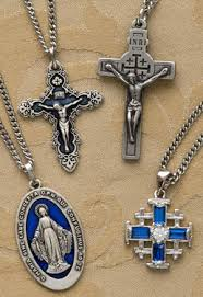 catholic necklaces ewtn religious catalogue jewelry 14 karat gold necklaces