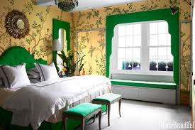 Bedroom Designs And Colours Bedroom Design Hbx Green Tufted Headboard S Bedroom Color Paint