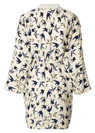lollys laundry kimmi kimono multi lollys laundry papegøje print