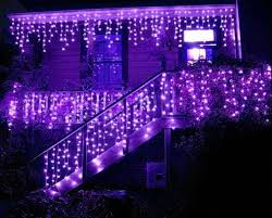 led dripping icicle christmas lights indoor christmas curtain lights recyclenebraska org