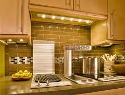 Kitchen Cabinets Lights Cute Led Kitchen Cabinets Lights Come With Brown Wooden