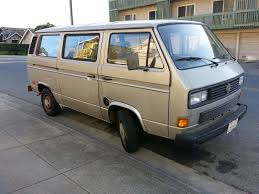 subaru vanagon 1990 volkswagen vanagon information and photos momentcar