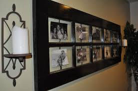 Diy Door Frame by Diy Rustic Decorating A Door Picture Frame Homestylediary Com