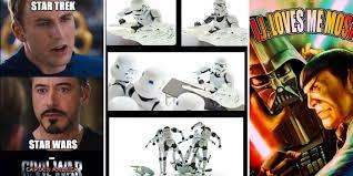 Star Wars Sex Meme - 20 star wars vs star trek memes that will leave you laughing