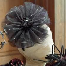 oversized spider halloween headband grandin road