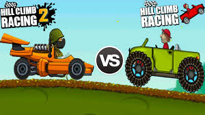 hill climb racing monster truck hill climb racing 2 vs hill climb racing garage new vehicle