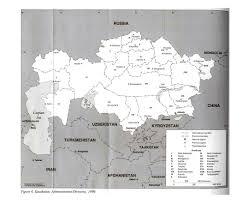 Bishkek Map Maps Of Kazakhstan Detailed Map Of Kazakhstan In English