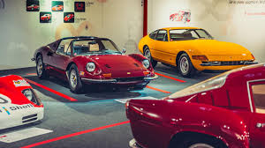 enzo ferrari museum ferrari expands its museum with two new exhibits in celebration of